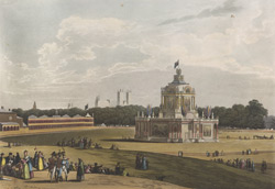 View of the Temple of Concord in the Green Park 7-ee
